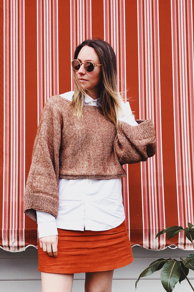 Heritage Hand-Knitted Jumper