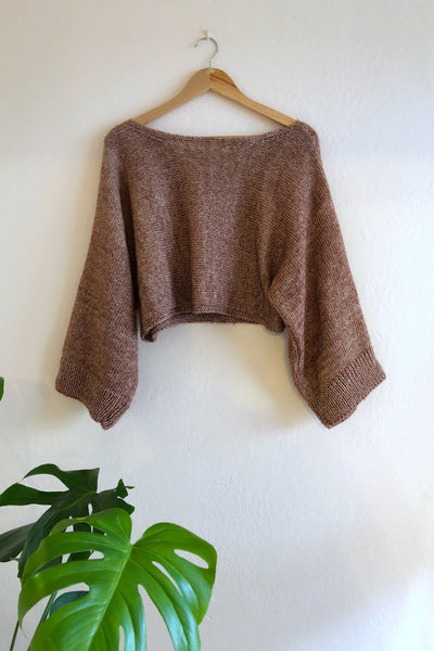 Heritage Hand-Knitted Jumper Jumpers The Fashion Advocate ethical Australian fashion designer boutique Melbourne sustainable clothes