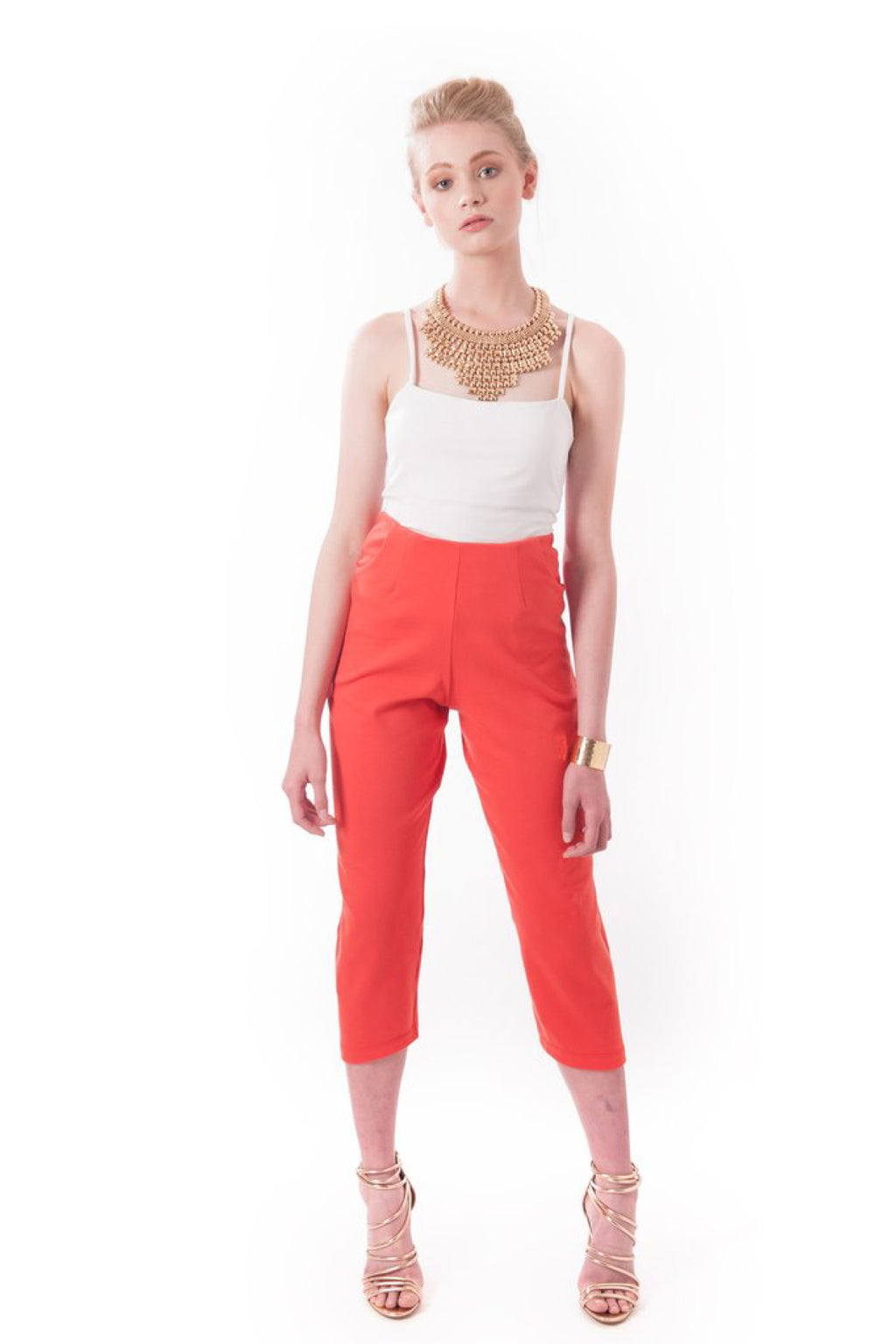 The Town Pant Pants Ethical Sustainable Vegan Organic Australian fashion womens clothes