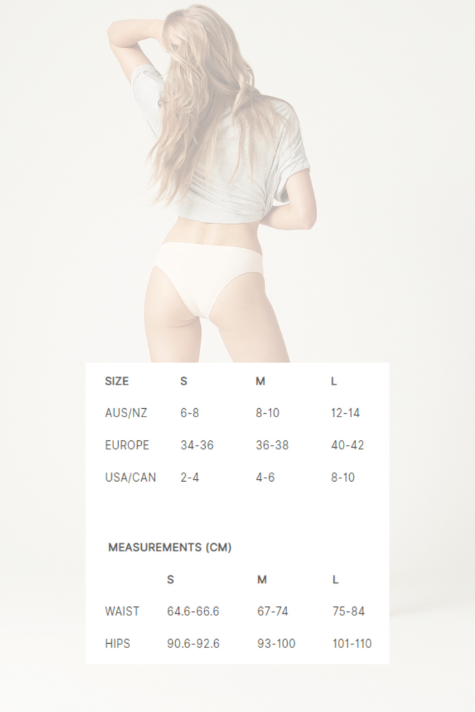 The Newport Thong Underwear + lingerie Ethical Sustainable Vegan Organic Australian fashion womens clothes