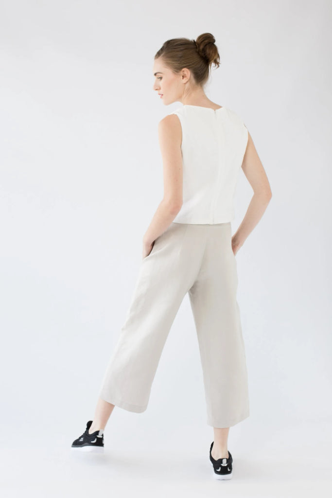 Vous ethical sustainable linen womens fashion made in Australia