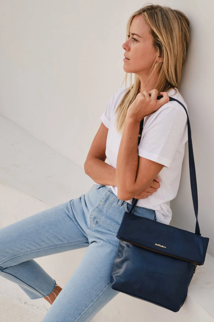 The Zahra Bag Bags + wallets Ethical Sustainable Vegan Organic Australian fashion womens clothes