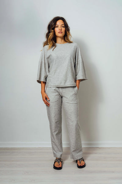 Limited Edition Long Lounge Set Top and Pant