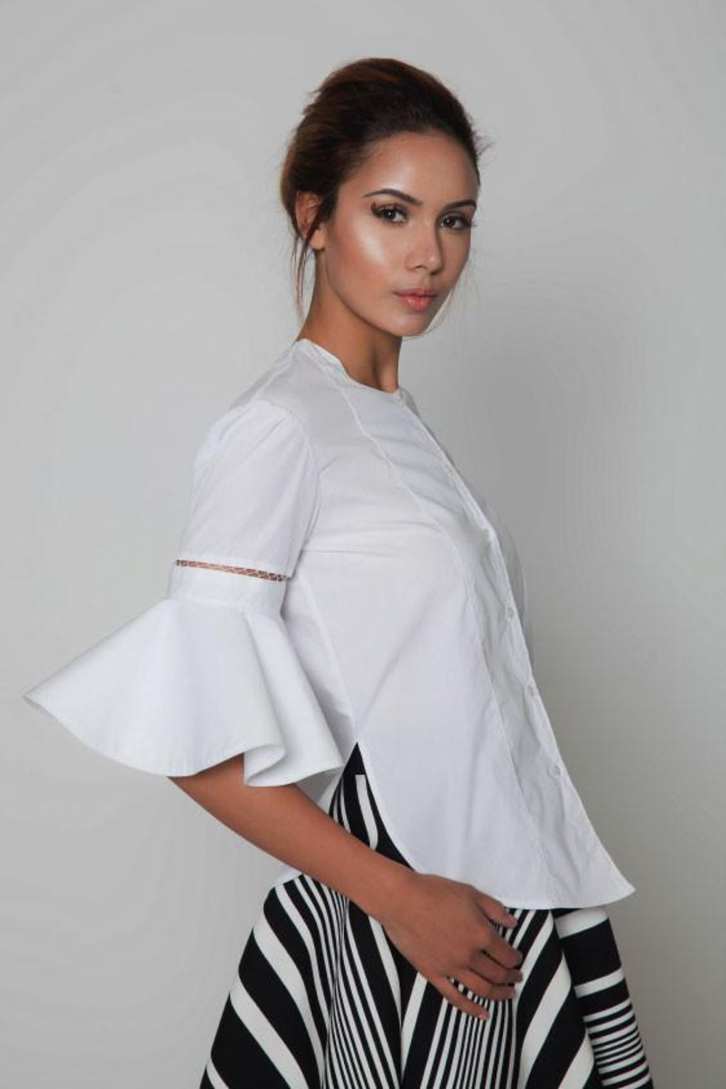 Kundiman Shirt Shirts The Fashion Advocate ethical Australian fashion designer boutique Melbourne sustainable clothes