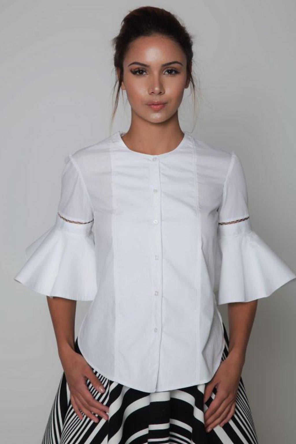Kundiman Shirt Shirts + tops Ethical Sustainable Vegan Organic Australian fashion womens clothes