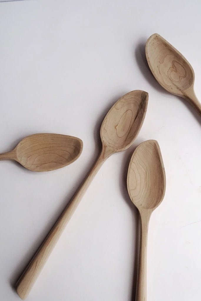 Rock Maple Cooking Spoon Kitchen Ethical Sustainable Vegan Organic Australian fashion womens clothes