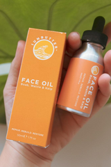 sunbutter non-toxic natural australian made Face Oil Boab, Wattle and Kelp