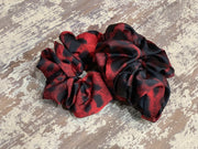 071 CLT Leopard Scrunchies (Rose)
