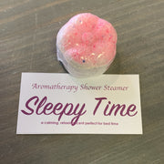 Aromatherapy Shower Steamer - Sleepy Time