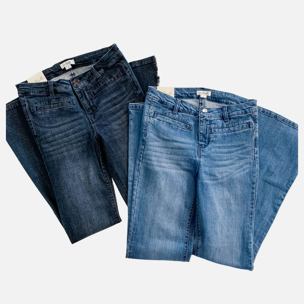 Boot Cut Jeans (Main)
