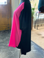 Pink 2-Tone Top (Side)