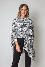 Load image into Gallery viewer, FF Bordeaux Cardi Wrap (Front)