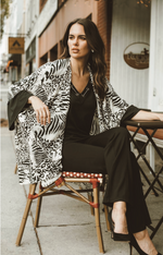 Load image into Gallery viewer, FF Bordeaux Cardi Wrap (Lifestyle)