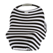FIR Mom Boss - Black and White Stripe (Product)
