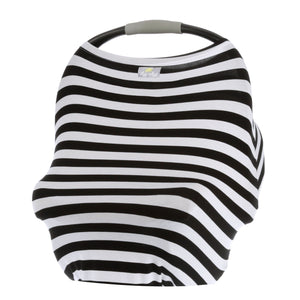 Mom Boss - Black and White Stripe (Product)