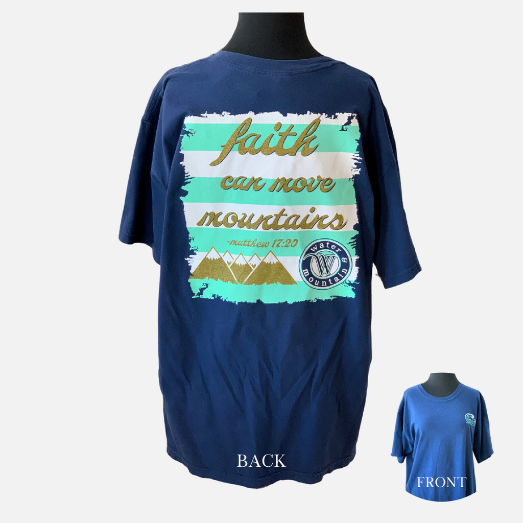 Faith Mountains Graphic Tee (Main)