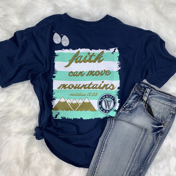 Faith Mountains Graphic Tee (Outfit)
