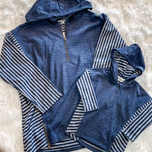Lakeside Hooded Top - Mommy & Me