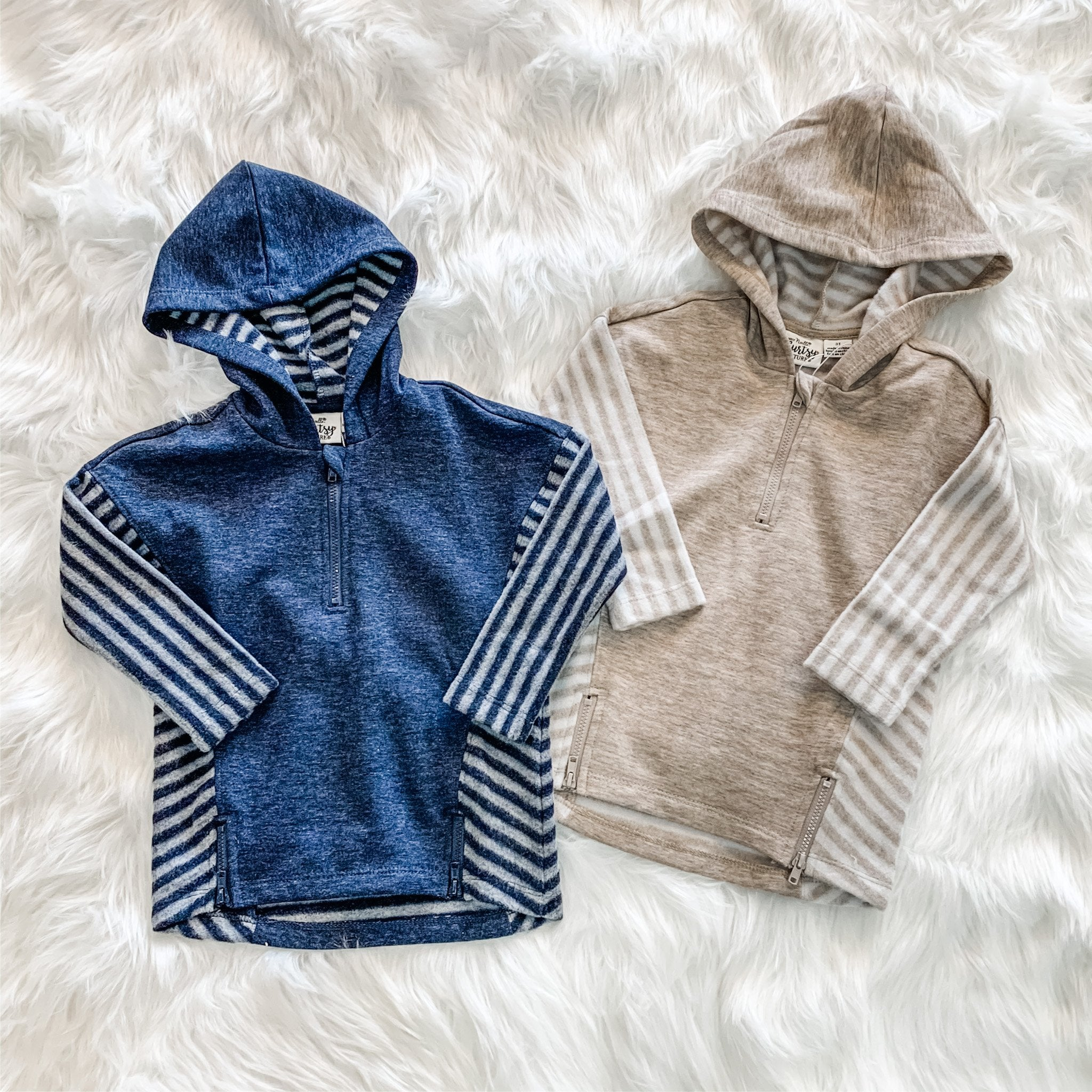 Lakeside Hooded Top - Toddler (Colors)