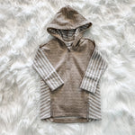 Load image into Gallery viewer, Lakeside Hooded Top - Toddler (Pearl)