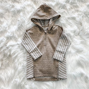 SN Lakeside Hooded Top (Toddler) - Pearl