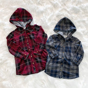 Bonfire Plaid Jacket (Children)