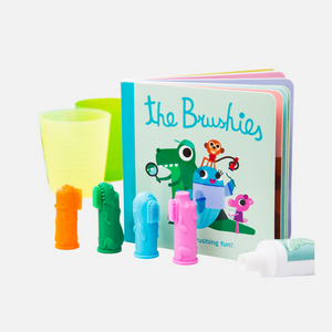 The Brushies Finger Puppet Gift Set (Main)