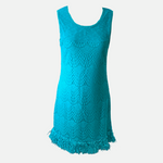 Load image into Gallery viewer, Lace Fringe Dress (Main)