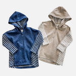 Load image into Gallery viewer, Lakeside Hooded Top - Toddler (Main)