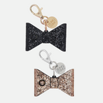 Load image into Gallery viewer, Personal Security Alarm - Glitter Bow (Main)