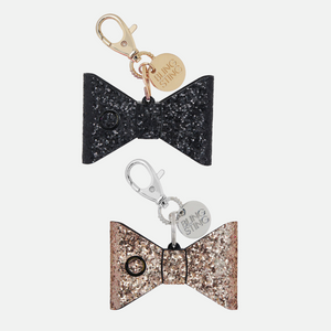 Personal Security Alarm - Glitter Bow (Main)
