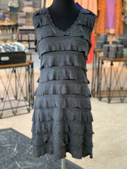 RA SL Ruffle Dress (Front)