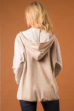 Load image into Gallery viewer, Lakeside Hooded Top - Women (Pearl BACK)