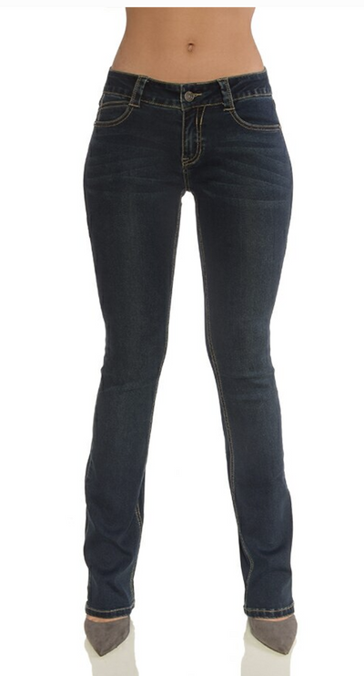 RBS Sarina Bootcut Jeans (Model - Front)