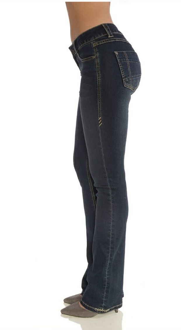 RBS Sarina Bootcut Jeans (Model - Side)