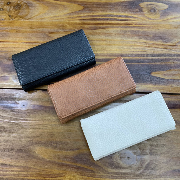 TRSK Leather Wallets (Front)