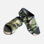 Load image into Gallery viewer, Zone Flyknit Wedge Slide (Main)