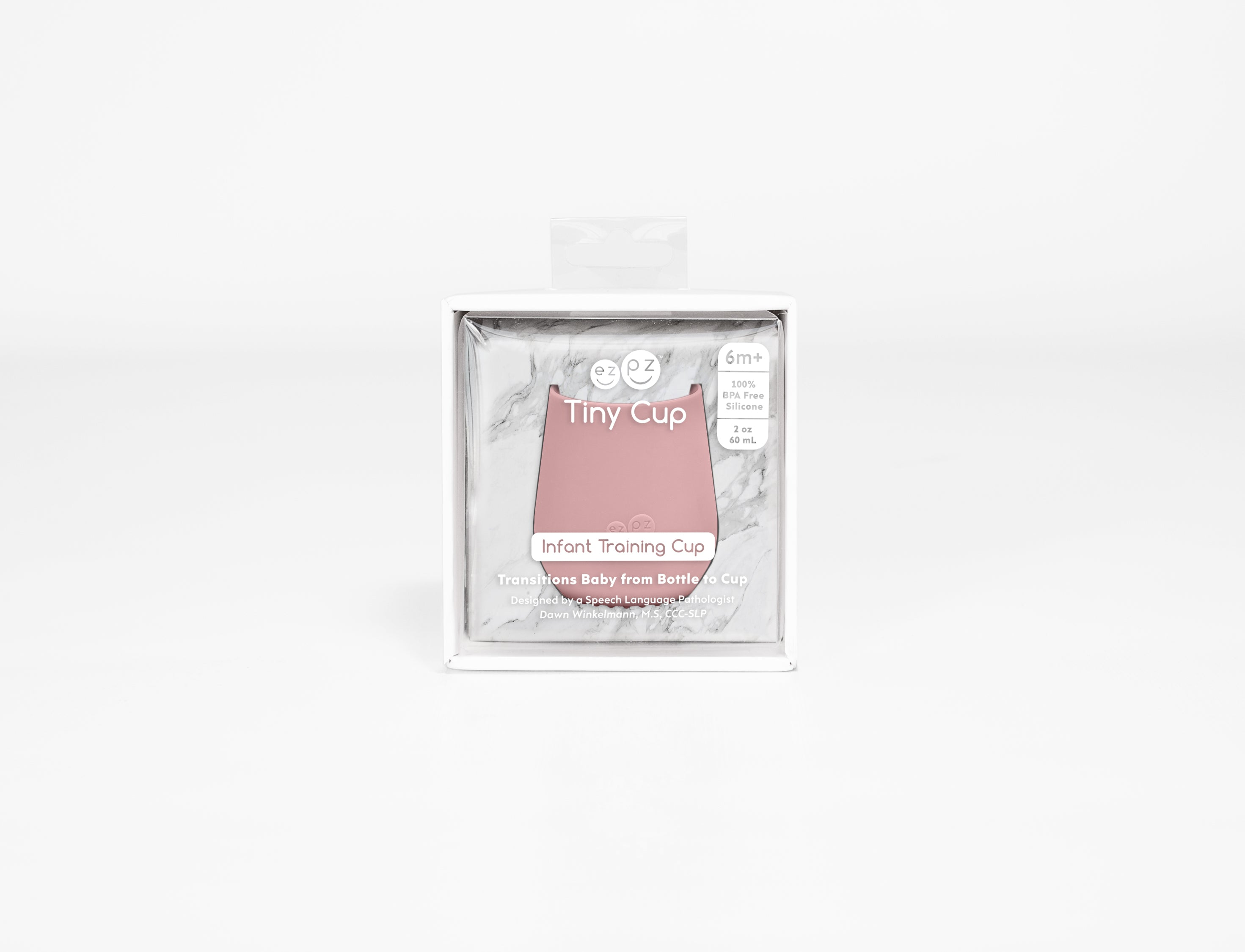 Tiny Cup - Blush (Packaging)