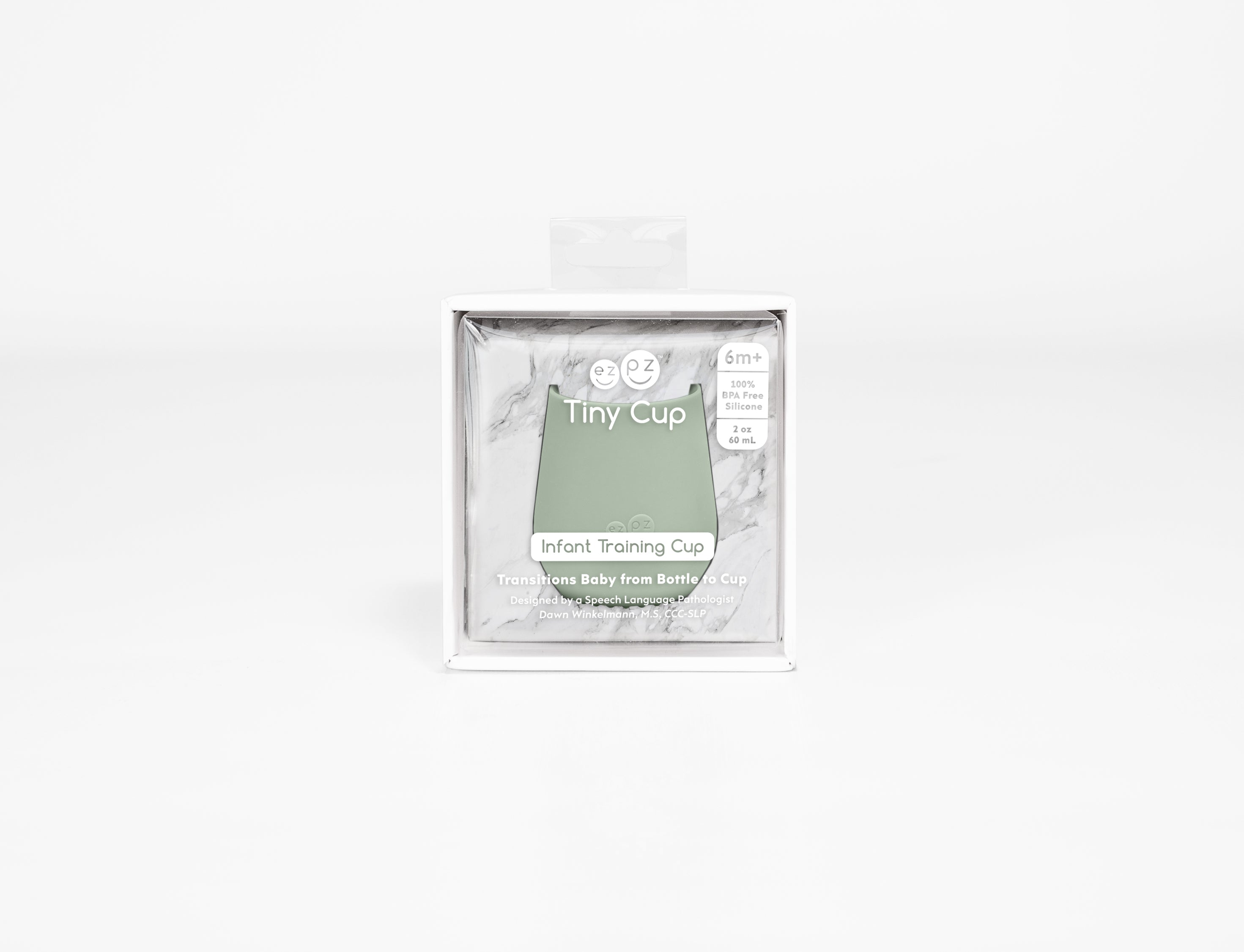 Tiny Cup - Sage (Packaging)