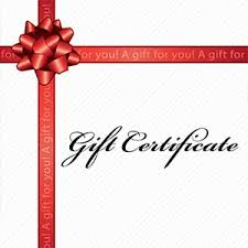 Wood & Limn Gift Certificate