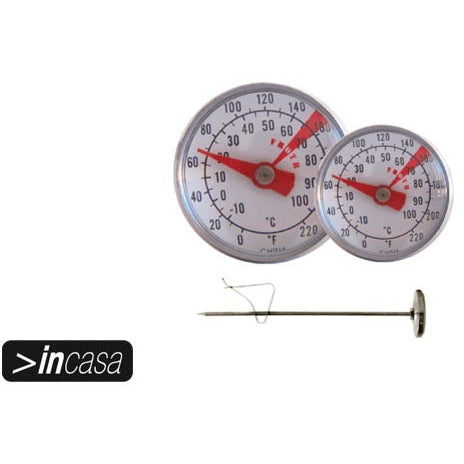 SS Small Thermometer 1-100 Deg Celsius