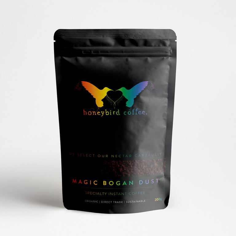 Magic Bogan Dust - Specialty Instant Coffee 200g