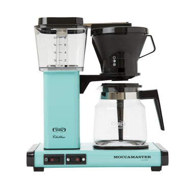 Moccamaster Classic 1.25 Litre with Glass Carafe