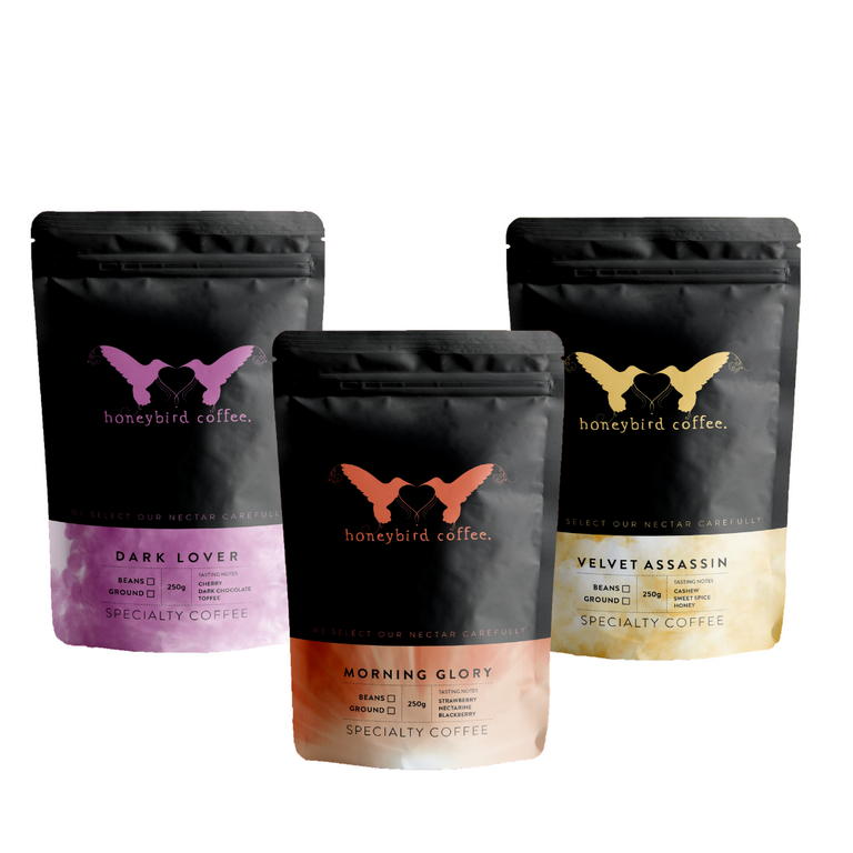 Honeybird Coffee Ultimate Gift bundle