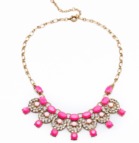 Statement Necklace The Royal Family - 3COLORS