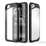 iPhone 7 PC+TPU Transparent bumper shockproof Protective Case. - Yesgo