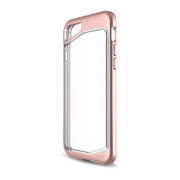 iPhone 7 plus Transparent Slim Scratch Resistant Cover Protective Frame. - Yesgo