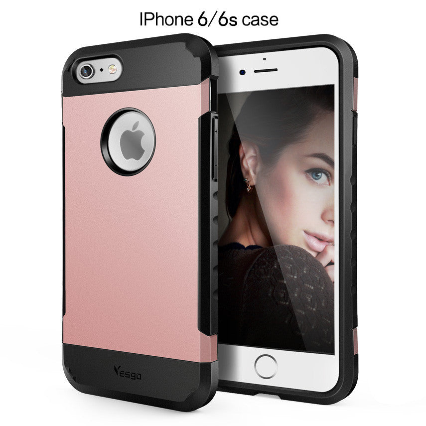 iPhone 6S & iPhone 6 case Shockproof. - Yesgo