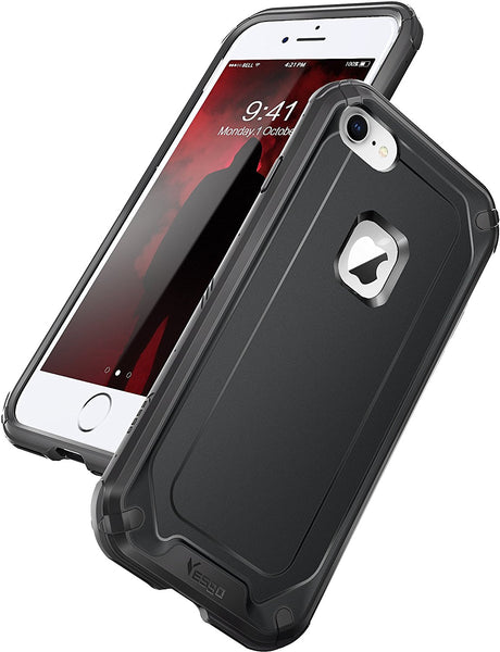 iPhone 8/ 7 shockproof case ,Slim Fit TPU Rugged Back Cover