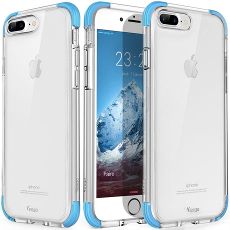iPhone 8 plus Case, Clear iPhone 7 plus Case.
